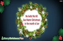 Merry Christmas Greetings Whatsapp