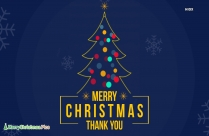 Merry Christmas My Dear Family