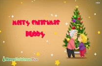 Merry Christmas Hubby Quotes, Images