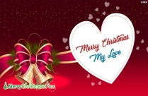 Merry Christmas To My Love