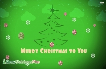 May All Your Christmas Wishes Come True Message