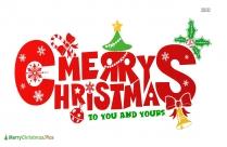 Merry Christmas Tagalog