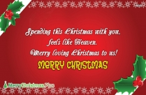 Merry Christmas To You My Love Quotes