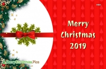 Merry Christmas Wishes 2019