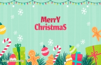 Merry Christmas Wishes To Everyone In Persian
